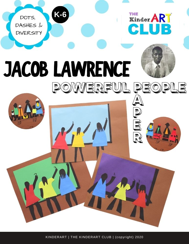 jacob_lawrence_powerful_paper