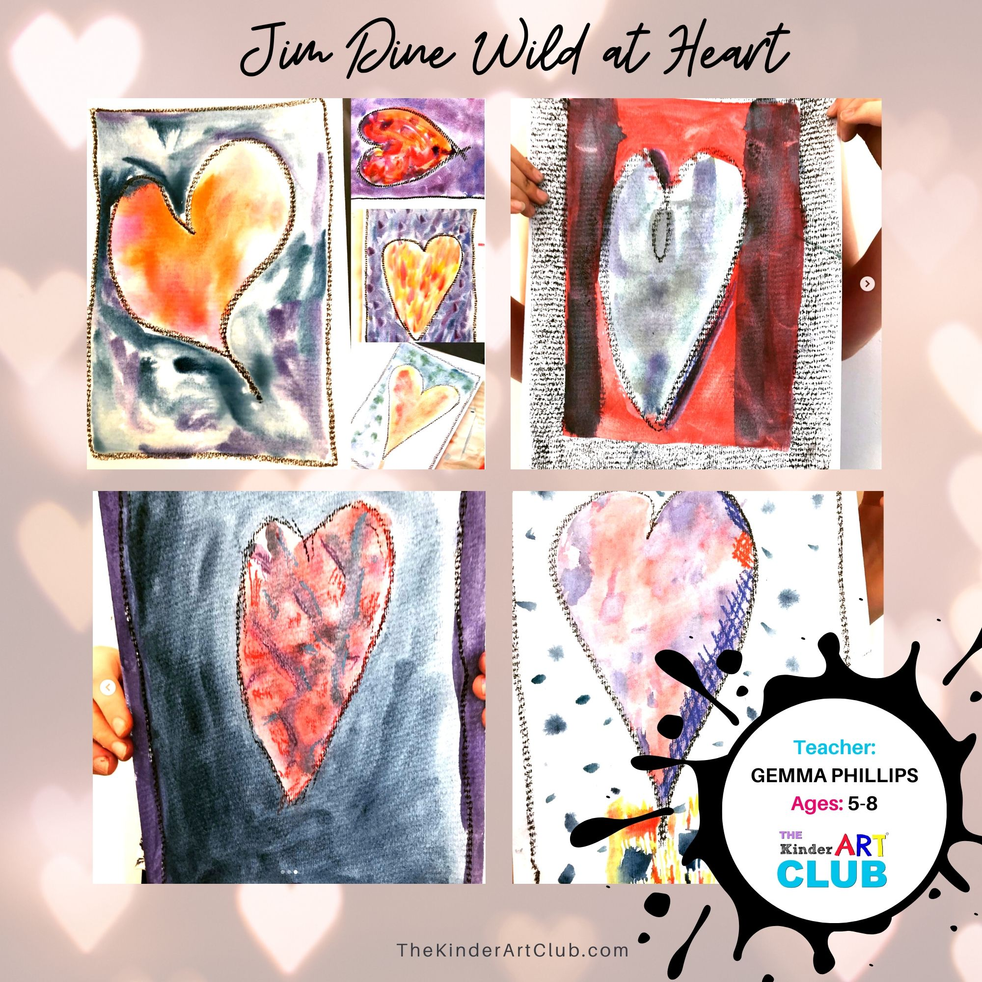Jim Dine Wild at Heart