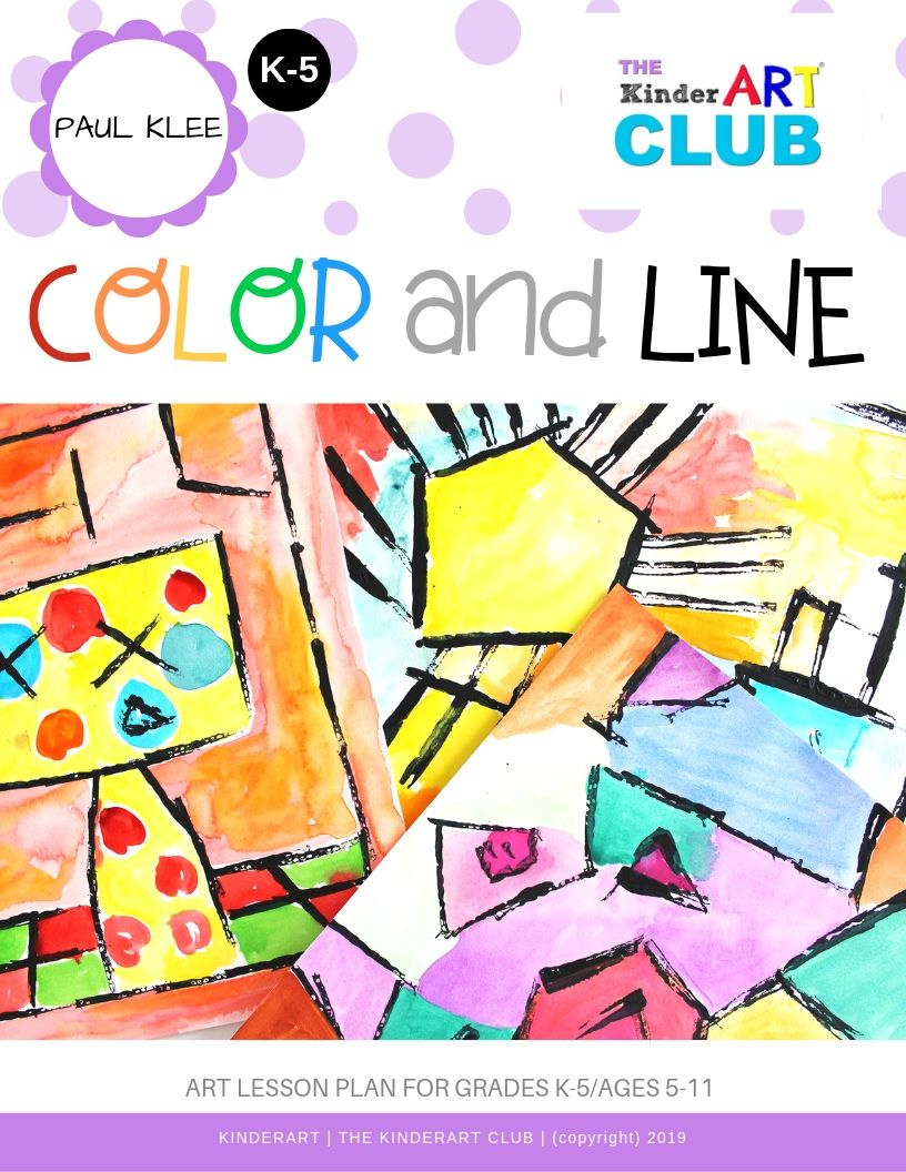 klee_color_and_line