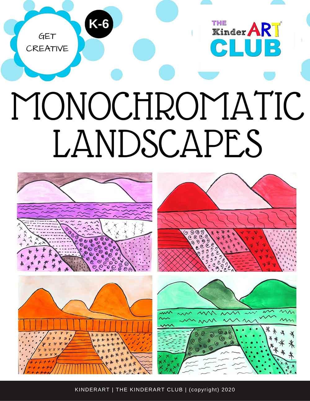 monochromatic_landscapes