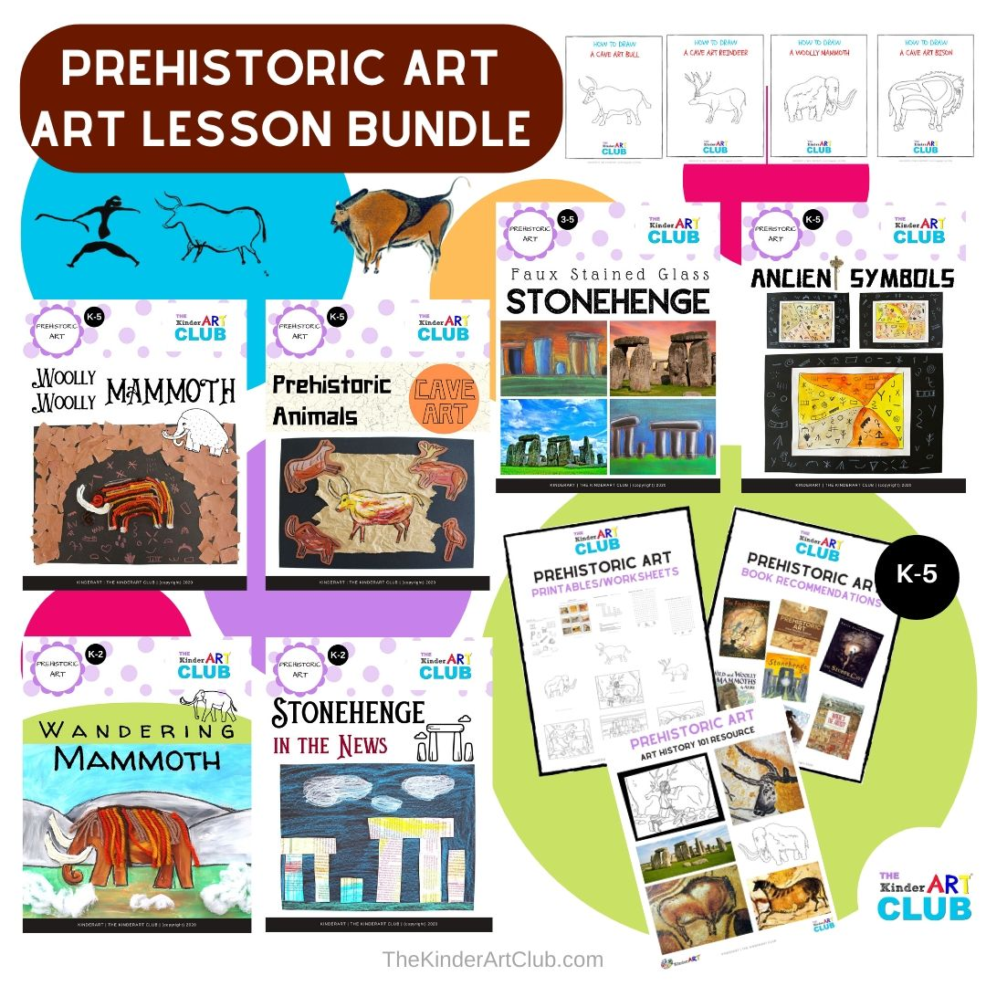 prehistoricartbundle