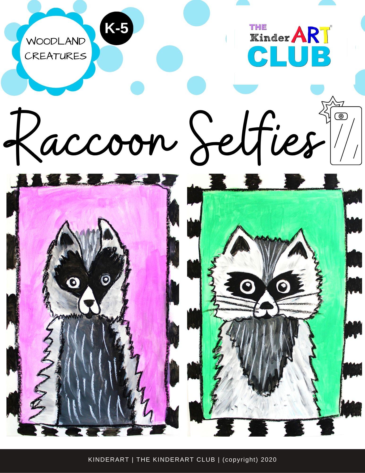 raccoon_selfies