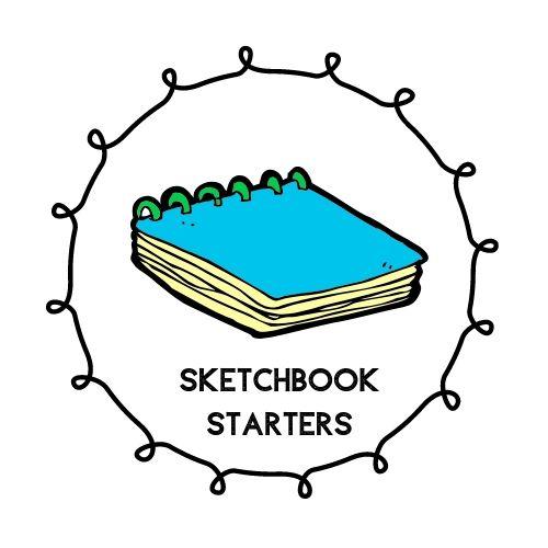 sketchbookstarters