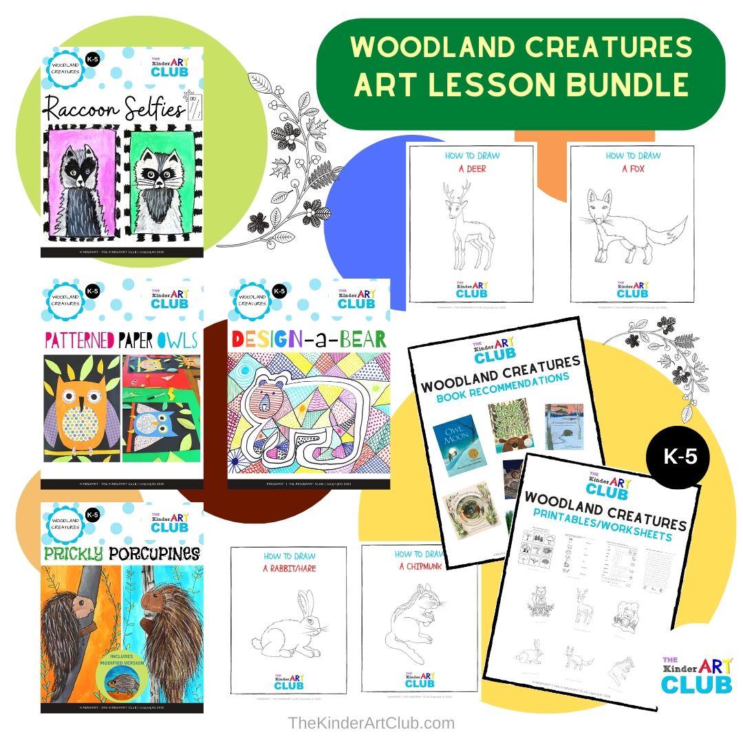 woodlandcreaturesbundle